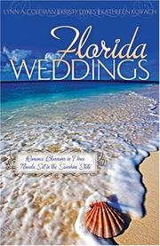 Cover of: Florida Weddings: Cords of Love/Merely Players/Heart of the Matter (Inspirational Romance Collection)