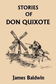 Cover of: Stories of Don Quixote Written Anew for Children (Yesterday's Classics)