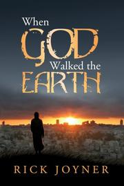 Cover of: When God Walked the Earth