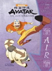 Cover of: The Lost Scrolls: Air (Avatar: The Last Airbender)