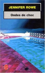 Cover of: Ondes de choc
