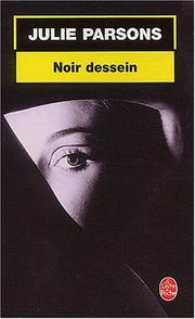 Cover of: Noir dessein