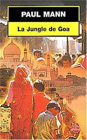 Cover of: La Jungle de Goa