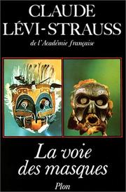 Cover of: La voie des masques