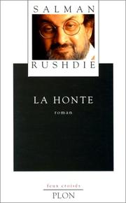 Cover of: La Honte
