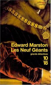 Cover of: Les Neuf géants