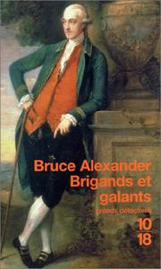 Cover of: Brigands et galants