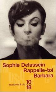 Cover of: Rappelle-toi Barbara