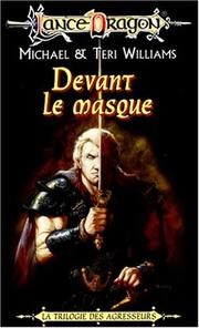 Cover of: Devant le masque