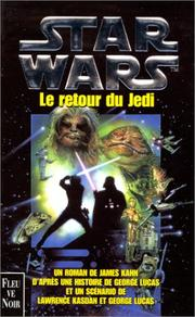 Cover of: Star wars. Le retour du Jedi