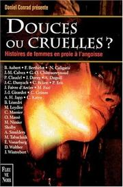 Cover of: Douces ou cruelles?