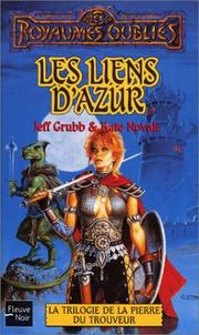 Cover of: La Trilogie de la pierre du trouveur, tome 1