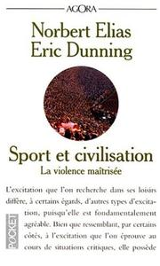 Cover of: Sport et civilisation