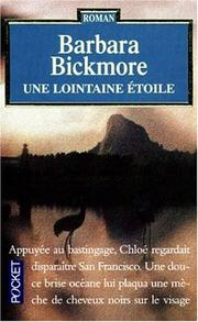 Cover of: Une lointaine étoile