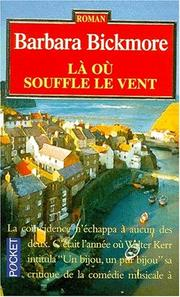 Cover of: Là où souffle le vent