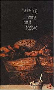 Cover of: Tombe la nuit tropicale