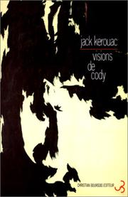Cover of: Visions de Cody