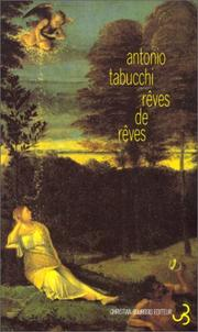 Cover of: Rêves de rêves