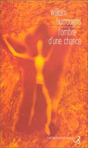 Cover of: L'Ombre d'une chance