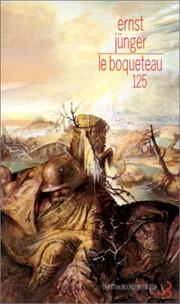 Cover of: Le Boqueteau 125