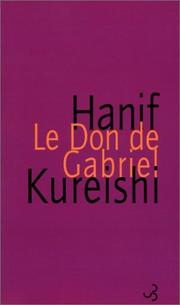 Cover of: Le Don de Gabriel