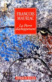 Cover of: La pierre d'achoppement