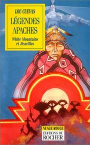 Cover of: Légendes apaches