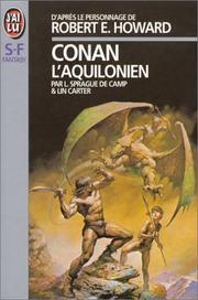 Cover of: Conan l'aquilonien