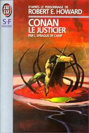 Cover of: Conan le justicier
