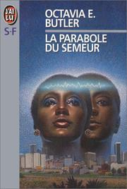 Cover of: La Parabole du semeur