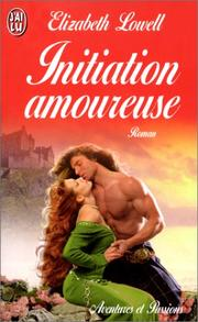 Cover of: Initiation amoureuse