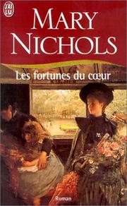 Cover of: Les Fortunes du coeur