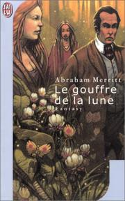 Cover of: Le Gouffre de la lune