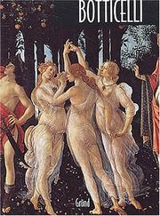 Cover of: Botticelli