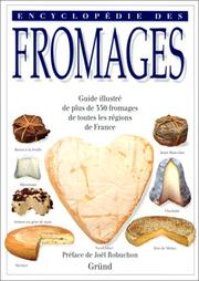 Cover of: Encyclopédie des fromages