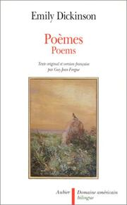 Cover of: Poemes