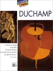 Cover of: Duchamp, 1887-1968