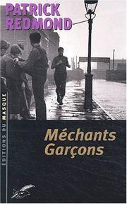 Cover of: Méchants garcons