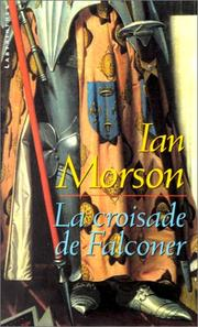 Cover of: La croisade de Falconer