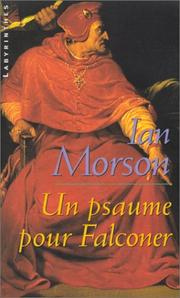 Cover of: Un psaume pour Falconer
