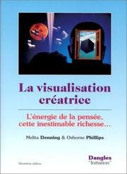 Cover of: La Visualisation créatrice