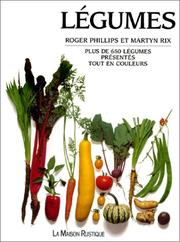 Cover of: Légumes