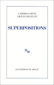Cover of: Superpositions