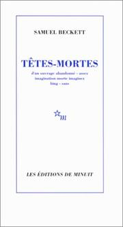 Cover of: Têtes-mortes