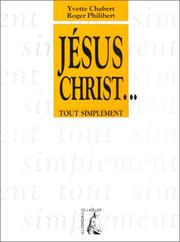 Cover of: Jésus-Christ