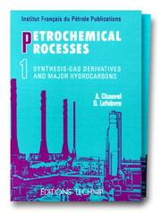 Cover of: Petrochemical Process