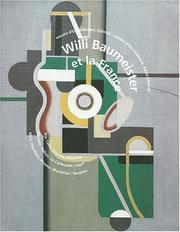 Cover of: Willi Baumeister et la France