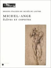 Cover of: Michel-Ange, élèves et copistes