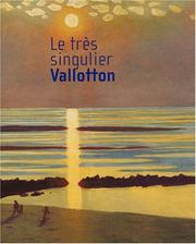 Cover of: Félix Vallotton