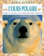Cover of: L'ours polaire